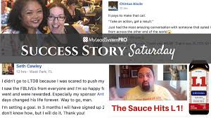 Success Story Saturday] \