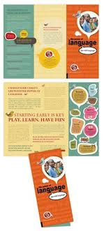 baby pamphlets baby toddler child day care design brochures pinterest