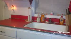 red laminate countertops redo your ugly laminate countertops for under 10 with contact paper retro red