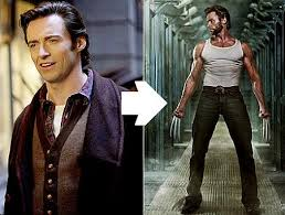 hugh jackman transformation into wolverine jpg