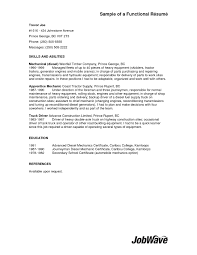 Resume Truck Driver Position Resume For Your Job Application