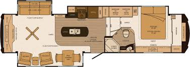 rv floor plans. Floorplan For A Lifestyle Luxury RV Rv Floor Plans 1