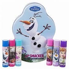 <b>Lip Smacker</b> Fun with Olaf 6 Piece <b>Tin</b> Set | <b>Lip smackers</b>, Disney ...