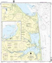 Noaa Chart 12216 Amazon Com 12216 Cape Henlopen To Indian River Inlet