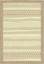 indoor outdoor rug beige area contemporary rugs by home design black and white 2x3 striped floor