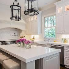 white quartz countertops. Pure White Quartz Countertops Combine With Kitchens For Stone Decor 10