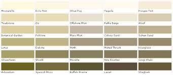 Neutral Valspar Paints 5 Color Pallettes Sage Green