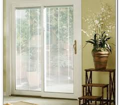 anderson sliding glass doors with built in blinds 5 foot sliding patio doors with built in
