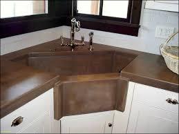 Kitchen Kitchen Cabinet With Countertop Ideas For White Kitchen