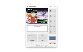 Tyler Hendrickson - Pokémon Game