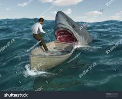 great white shark attacks boat. Contemporary Shark Shark Attacks Man In A Boat In Great White Attacks Boat C