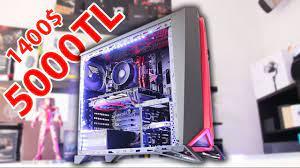 5000 TL Bütçeli Bilgisayarın Oyun Performansı - YouTube