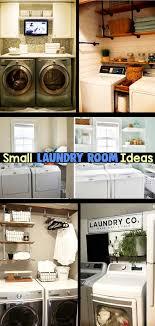 small laundry room ideas space saving