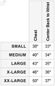 Arcteryx Jacket Size Chart Arcteryx Size Chart Soldier Systems Daily