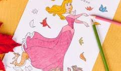 Small Picture Coloring Pages for Kids FamilyDisneycom