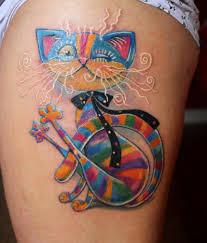 татуировка кошка все про татуировки и их виды