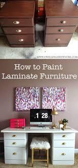 painting laminate furnitureBest 25 Paint laminate cabinets ideas on Pinterest  Laminate