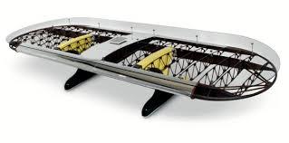 unique table. Plain Table Furniture Built From Aircraft Parts  Moto Unique Table On Unique Table