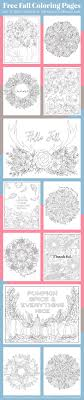Download printable autumn coloring pages to print for free. Free Fall Coloring Pages Dream A Little Bigger