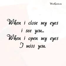 64373334 I Miss U Quotes For Him And Her Word Quote Famous
