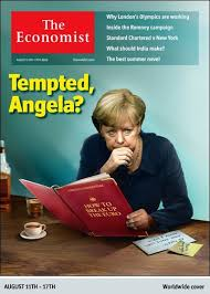 economist cover the latest economist cover goes after merkels anti euro policy