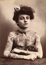 мод вагнер первая женщина занявшаяся тату в 20 веке