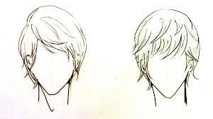 46+ Cara Gambar Rambut Anime Background