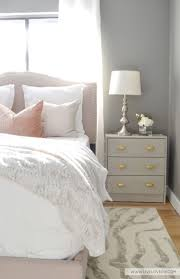 Pink And Grey Bedroom 1000 Ideas About Pink Grey Bedrooms On Pinterest Grey Bedrooms