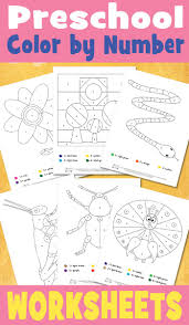 Colors Theme Preschool Lesson Planslllllllll L