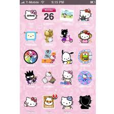 Hello Kitty Theme for iPhone - Download