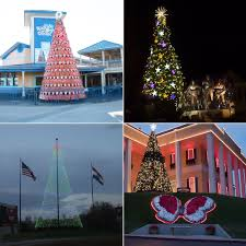 Tanger Outlets Christmas Tree Lighting 2018