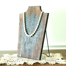 necklace display cozy ideas stand best on holder jewelry for craft stands fair uk shows craft display stands