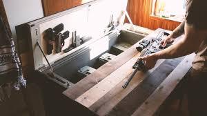 olten dark oak furniture hidden. -DIY- Beautiful Rustic Table W/ Secret Storage Compartment (For Candy, Honest) Olten Dark Oak Furniture Hidden