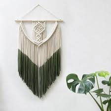 Whether you're looking to add a flashy wall accents, make a dull wall shine or simply looking for a perfect place to play with visuals, we've got your back. Macrame Wall Hangings Handmade Finds Wonderment Paper Co