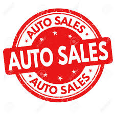 auto for sale sign auto sales sign or stamp vector illustration royalty free cliparts
