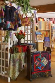 103 best Quilt Shops images on Pinterest | Quilt shops, Shop ... & Coastal vacationers and quilting locals find inspiration galore at Michelle  Knight's Cape Neddick, Maine, quilt shop. Adamdwight.com