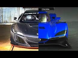2018 honda nsx gt3. contemporary nsx 2018 honda nsx gt3  mazda rt24p mazda vs honda on nsx gt3
