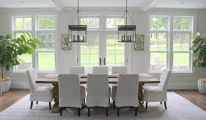 skirted slipcovered dining chairs transitional dining room grey skirted dining room chairs