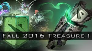 dota 2 fall 2016 battle pass treasure opening youtube
