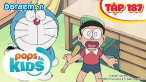 Doraemon S4 - Tập 187: Công tắc độc tài