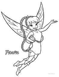 disney fairies fawn coloring pages1 in disney fairy silvermist coloring pages
