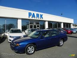 2004 Chevrolet Impala LS in Superior Blue Metallic - 286845 ...