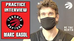 Marc Gasol Practice Interview
