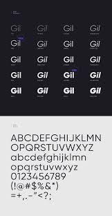 Gilroy Light Download Gilroy Fondfont
