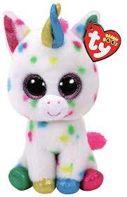 Baby Boos Designs Ty Harmony The Unicorn Beanie Boo