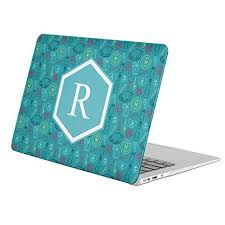 Computer Kitchen Design Best Amazon [ R INITIAL ] [ Name Monogram Full Body Hard Case
