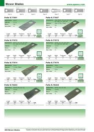 all seasons 2014 mower blades page 280 sparex parts lists s 700047 all seasons 2014 as12 278