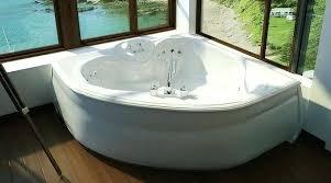 corner bathtub dimensions spa baths corner bathtub sizes