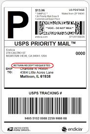 Endicia Create Certified Mail Label Using Dazzle Endicia