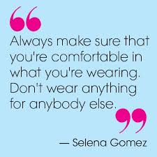 Quotes Being True To Yourself Best of Celebrity Quotes Selena Gomez On Being True To Yourself